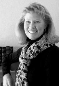 Darby KarchutBW - author