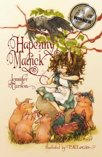 Award wining, Hapenny Magick