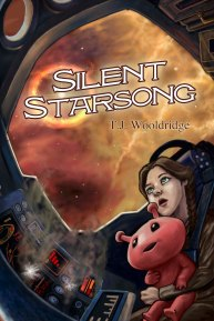 "Silent Starsong Trisha Wooldridge ISBN 978-1939392947 July 15, 2014 Eleven-year-old Kyra is meant to continue the Starbard's proud family legacy of interpreting the future from the star's songs. Her deafness, incurable by the best medics, breaks her mother's heart and pushes her father to explore anything to help his little girl--including the expensive purchase of a telepathic alien servant to help Kyra communicate. Marne's telepathy is too weak for his Naratsett culture, so he is sold into slavery and expects to die at the hands of human owners--until he meets a human child who begs her father to ""save him"". When an Intergalactic terrorist organization kills Kyra's father and drives her mother to madness, Kyra and Marne only have each others' friendship--until even that is threatened by the danger surrounding the Starbard heritage."